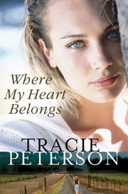 Cover of: Where My Heart Belongs