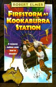 Cover of: Firestorm at Kookaburra Station (Adventures Down Under #6)