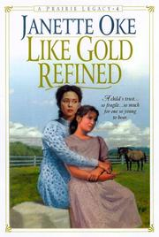 Cover of: Like Gold Refined
