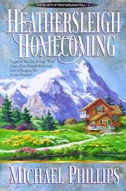 Cover of: Heathersleigh homecoming