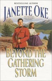 Cover of: Beyond the Gathering Storm