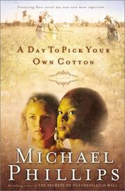 Cover of: A day to pick your own cotton