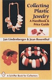 Cover of: Collecting plastic jewelry