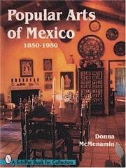 Cover of: Popular Arts of Mexico | Donna McMenamin