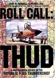 Roll Call: THUD