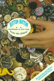 Cover of: Button, button | Peggy Ann Osborne