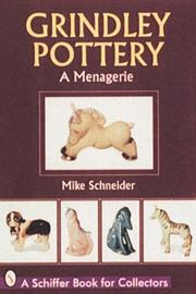Grindley pottery by Mike Schneider