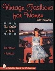 Cover of: Vintage fashions for women