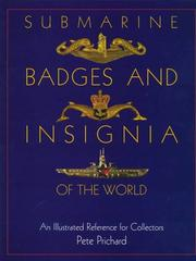 Cover of: Submarine badges and insignia of the world