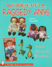 Cover of: Wonderful Raggedy Anns