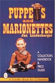 Cover of: Puppets and marionettes