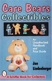 Cover of: Care Bears collectibles