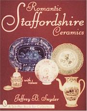Cover of: Romantic Staffordshire ceramics