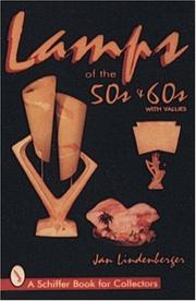 Cover of: Lamps of the 50s and 60s