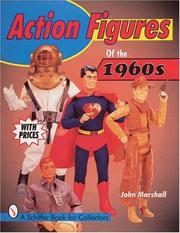 Cover of: Action figures of the 1960s