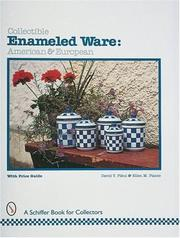Cover of: Collectible enameled ware