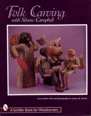Cover of: Folk carving with Shane Campbell | Shane Campbell