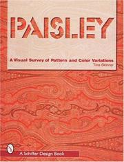Cover of: Paisley