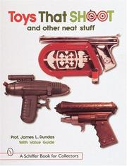 Cover of: Toys that shoot