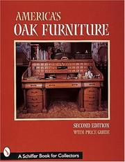 Cover of: America's Oak Furniture: With Price Guide (Schiffer Book for Collectors)