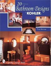 Cover of: 20th century bathroom design by Kohler
