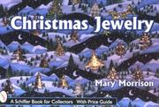 Cover of: Christmas jewelry | Mary Morrison