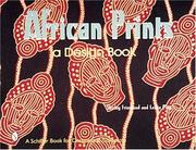 Cover of: African prints
