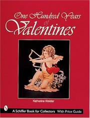 Cover of: One hundred years of valentines