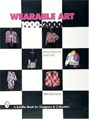 Cover of: Wearable art, 1900-2000