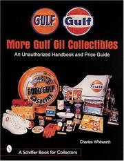 Cover of: More Gulf Oil collectibles