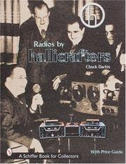Cover of: Radios by Hallicrafters