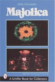 Cover of: Majolica
