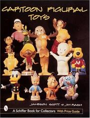 Cover of: Cartoon figural toys