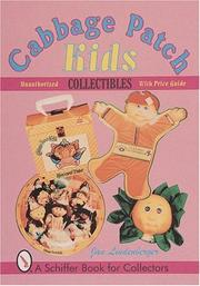 Cover of: Cabbage Patch Kids collectibles