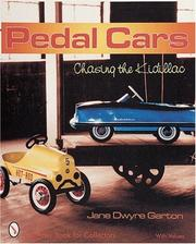 Cover of: Pedal cars