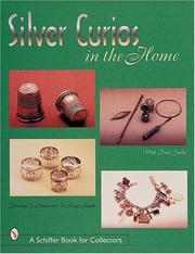 Cover of: Silver curios in the home