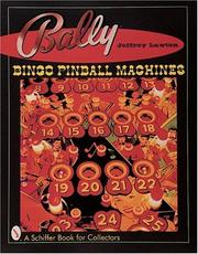 Cover of: Bally bingo pinball machines