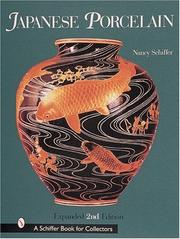 Cover of: Japanese porcelain, 1800-1950