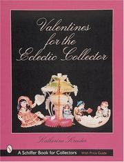 Cover of: Valentines for the eclectic collector