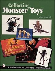 Cover of: Collecting monster toys