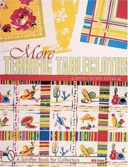 Cover of: More terrific tablecloths