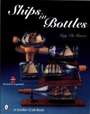 Cover of: Ships in bottles