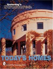Cover of: Yesterday's Structures