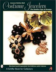 Cover of: Costume jewelers