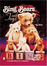 Cover of: Bing bears & toys