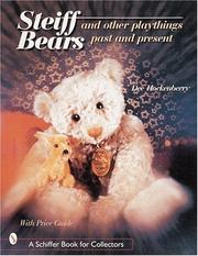 Cover of: Steiff bears & other playthings past & present