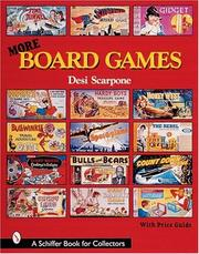 Cover of: More board games
