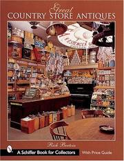 Cover of: Great Country Store Antiques