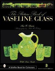 Cover of: Picture Book of Vaseline Glass Edition | Sue C. Davis