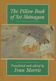 The pillow book of Sei Sho¯nagon